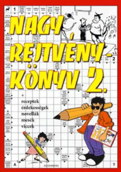 Kresz Károly  (Szerk.) - Nagy rejtvénykönyv 2.
