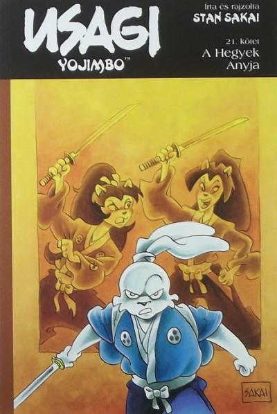 Stan Sakai - Usagi Yojimbo 21.