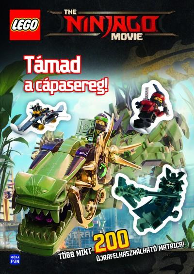 - LEGO Ninjago - Támad a cápasereg