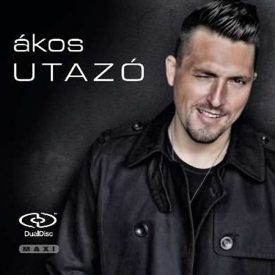 Kovács Ákos - Utazó - CD+DVD