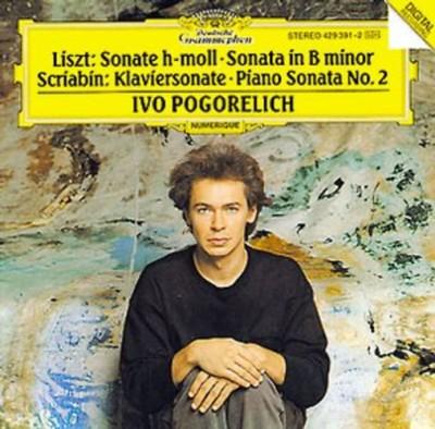 - Liszt: Sonate H-Moll