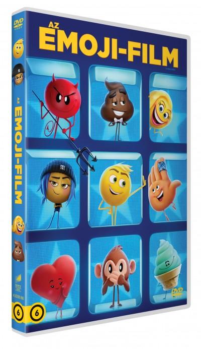 Anthony Leondis - Az Emoji-film - DVD