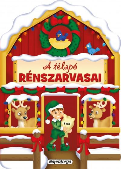 - A Télapó rénszarvasai - Karácsonyi lapozó