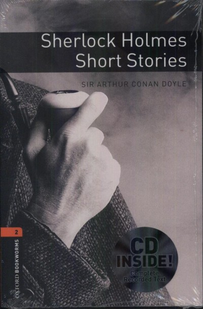 Sir Arthur Conan Doyle - Sherlock Holmes Short Stories - CD Inside