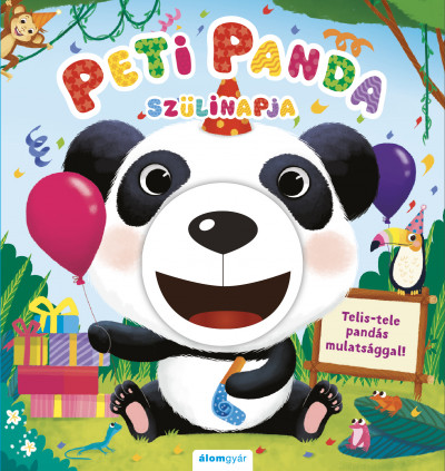 - Peti Panda szülinapja
