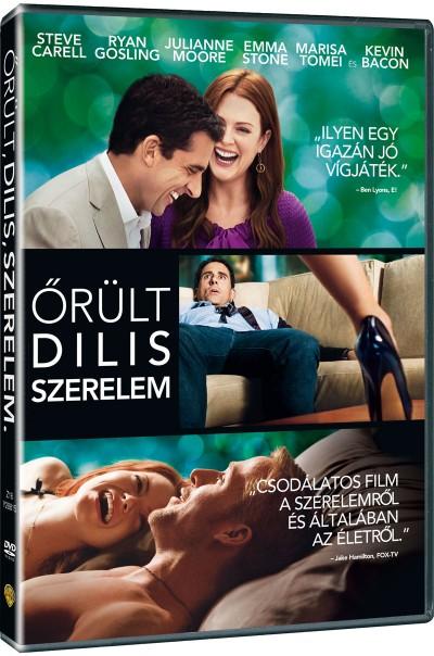 Glenn Ficcara - John Requa - Őrült dilis szerelem - DVD