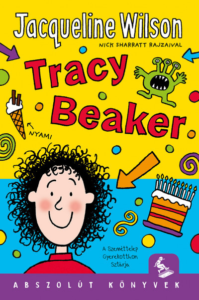 Jacqueline Wilson - Tracy Beaker