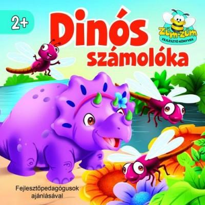 Szabó Zsolt - Nagy Emese  (Szerk.) - Dinós számolóka