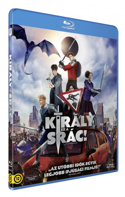 Joe Cornish - Király ez a srác! - Blu-ray