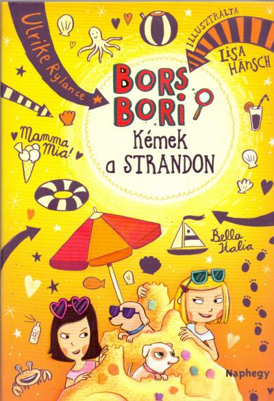 Ulrike Rylance - Bors Bori