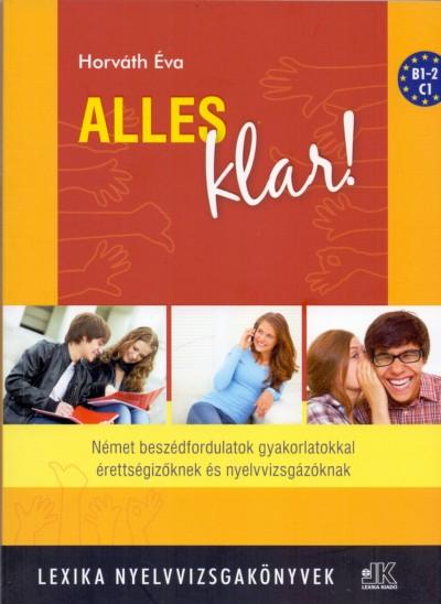 Horváth Éva - Alles klar!