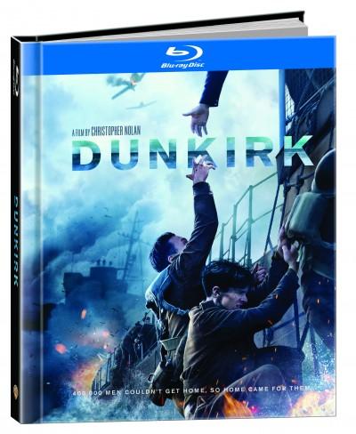 Christopher Nolan - Dunkirk - Blu-ray Digibook