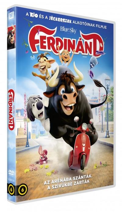 """Képtalálat a következőre: """"Ferdinánd dvd"""""""