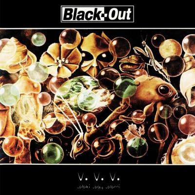 Black-Out - V.V.V. - Valaki Vagy Valami - CD