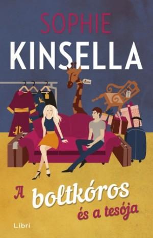 Kinsella Sophie - A boltk�ros �s a tes�ja