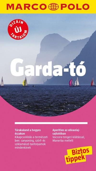 Barbara Schaefer - Garda-tó - Marco Polo
