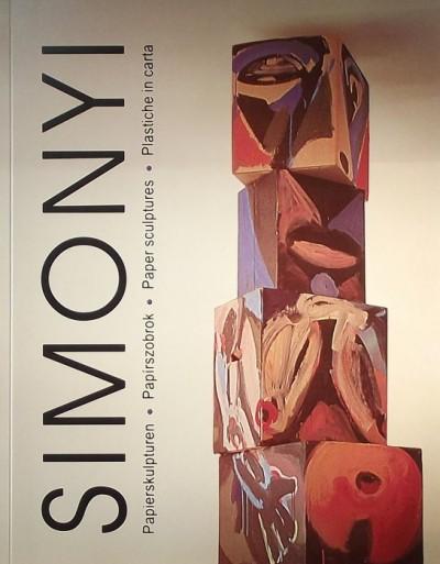 - Emö Simonyi (kiállítási katalógus)