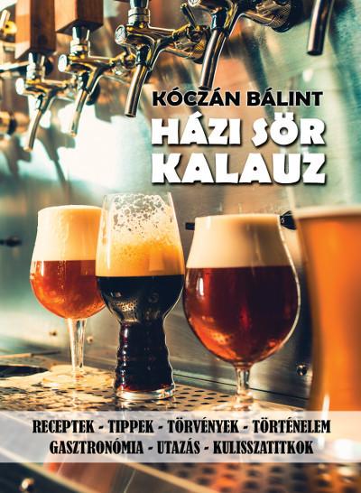 Bálint Kóczán - Házi sör kalauz