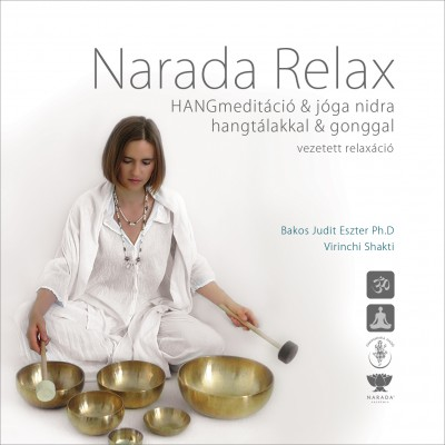 Bakos Judit Eszter Ph.D - Narada relax jóga nidra - CD