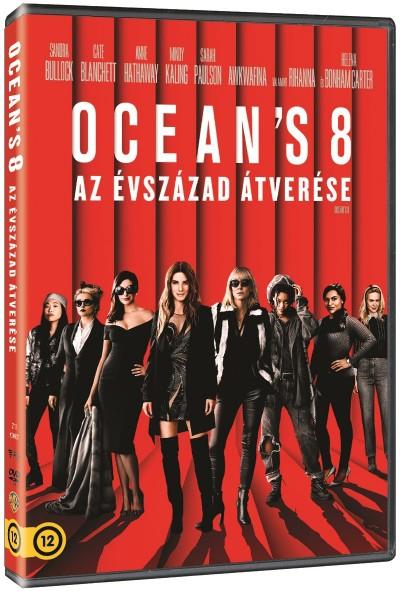 Gary Ross - Ocean's 8: Az évszázad átverése - DVD