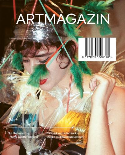 - Artmagazin 112. - 2019/1.