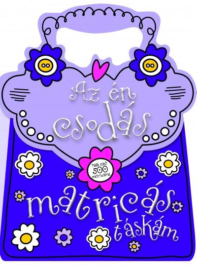 - Az én csodás matricás táskám (lila)