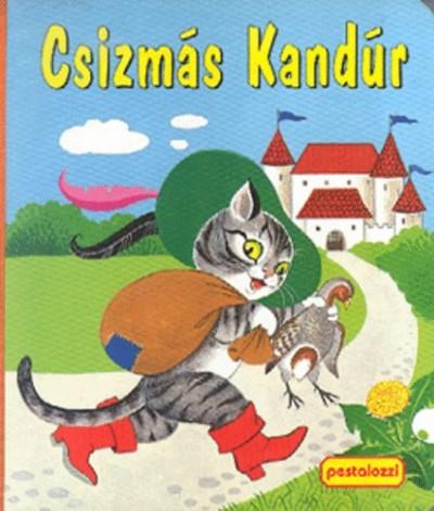 Edith Jentner - Csizmás Kandúr