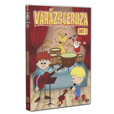 - Varázsceruza 3. - DVD