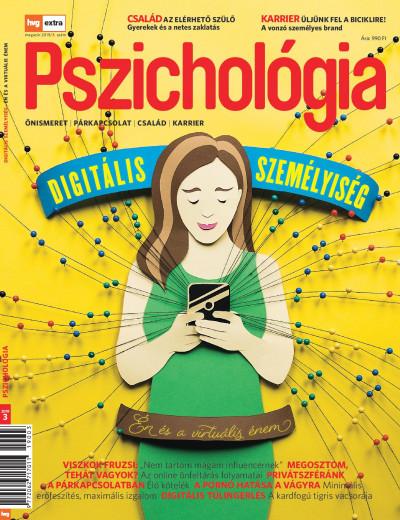 - HVG Extra Magazin - Pszichológia 2019/03.