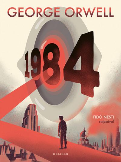 Frederico Carvalhaes Nesti - George Orwell - 1984 - képregény
