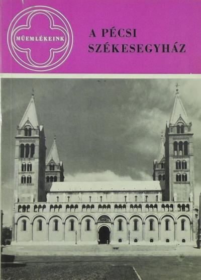 Dercsényi Balázs - A pécsi székesegyház