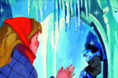 Hans Christian Andersen - Hókirálynő - Diafilm