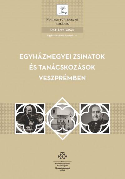 Gárdonyi Máté  (Összeáll.) - Egyházmegyei zsinatok és tanácskozások Veszprémben