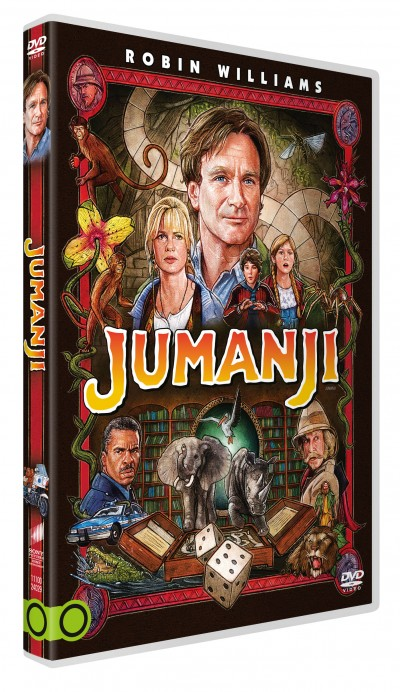 Joe Johnston - Jumanji (1995) - DVD
