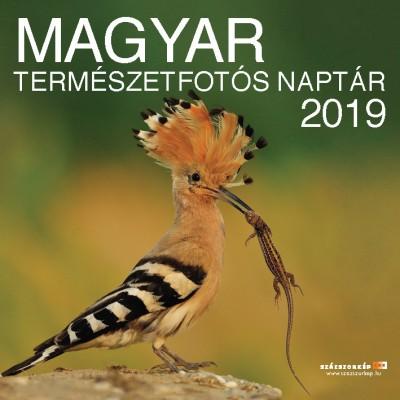 - Magyar Természetfotós naptár 30x30 cm - 2019