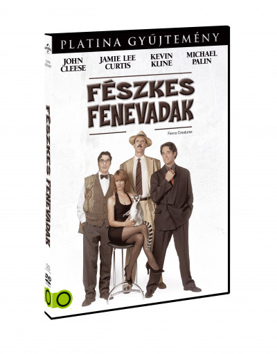 Fred Schepisi - Robert M. Young - Fészkes fenevadak - DVD