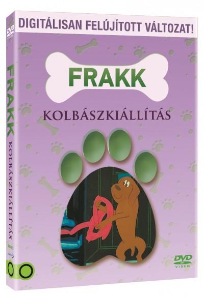 Cseh András - Macskássy Gyula - Nagy Pál - Frakk: Kolbászkiállítás - DVD