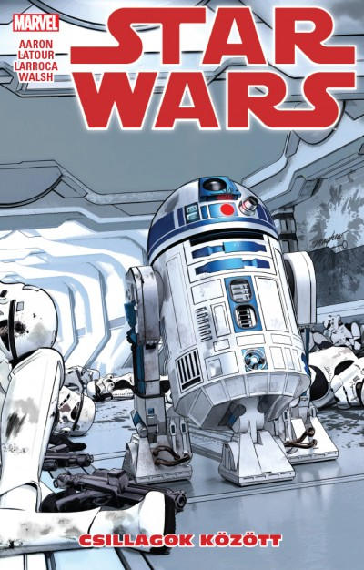 Jason Aaron - Dash Aaron - Jason Latour - Star Wars: Csillagok között (képregény)