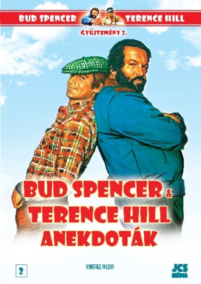 - Bud Spencer & Terence Hill Anekdoták