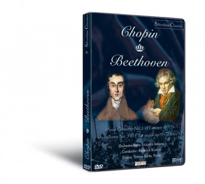 - Silverline Classics - Chopin - Beethoven - DVD