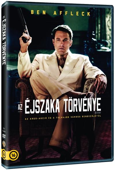 Ben Affleck - Az éjszaka törvénye - DVD