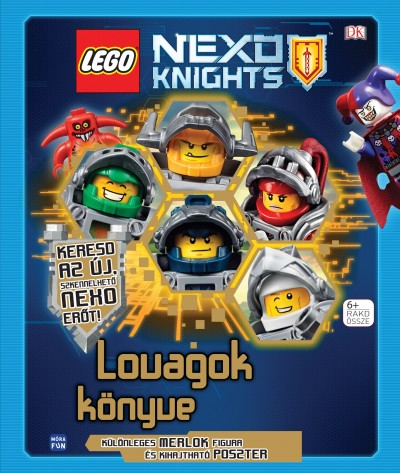 Julia March - Lego Nexo Knights - Lovagok könyve