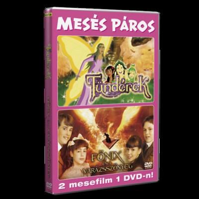 - Tündérek / Főnix és a varázsszőnyeg - DVD