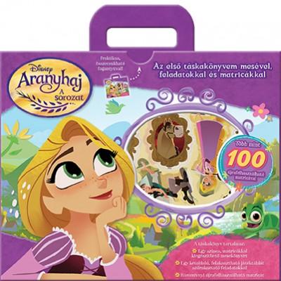 - Disney - Aranyhaj - táskakönyv