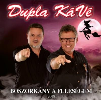 Dupla Kávé - Boszorkány a feleségem - CD