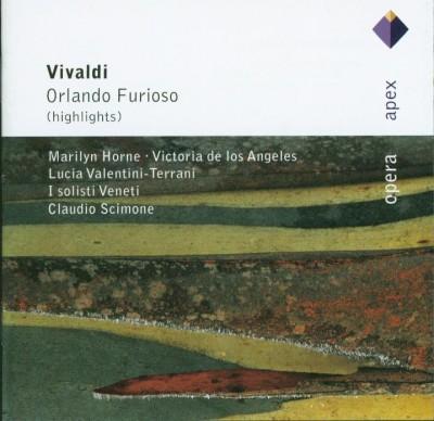 Több Előadó - Orlando Furioso - CD