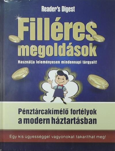 - Filléres megoldások