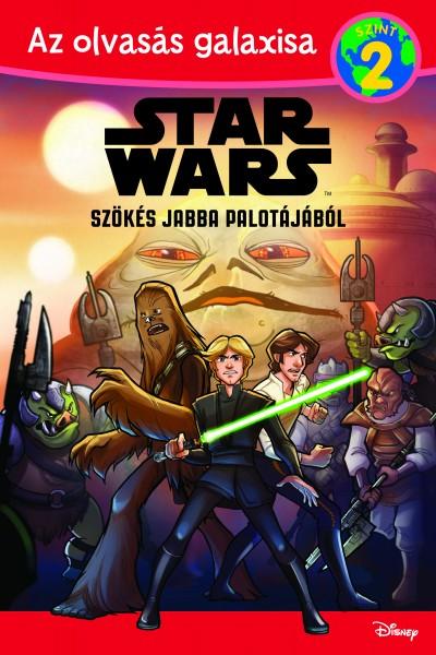 Michael Siglain - Szökés Jabba palotájából - Star Wars