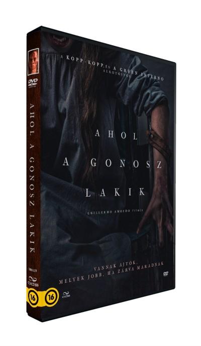 Guillermo Amoedo - Ahol a gonosz lakik - DVD
