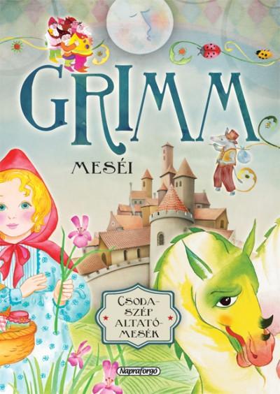- Csodaszép altatómesék - Grimm meséi